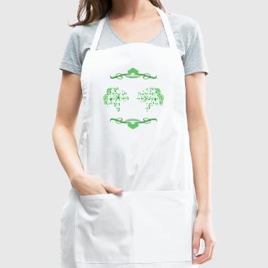 St Patrick's Day Toast For Women - Adjustable Apron