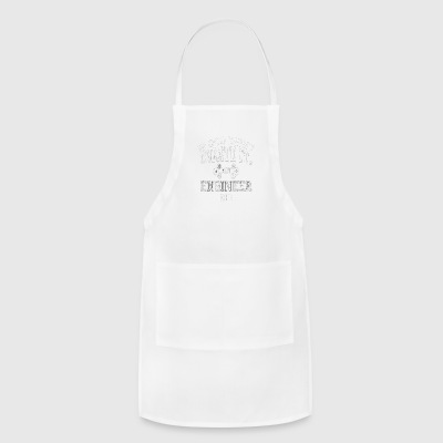 If GOD Didn't who - Adjustable Apron