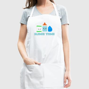 Slime Time - Adjustable Apron