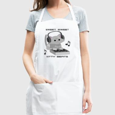 Sweet Sweet Kitty Beats - Adjustable Apron
