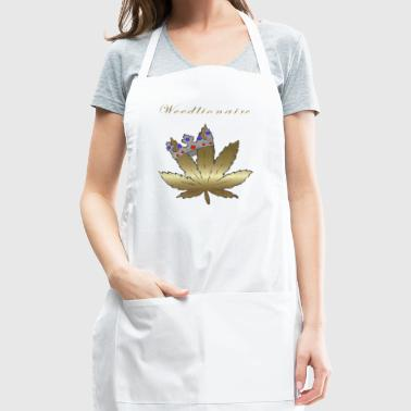 kings Leaf - Adjustable Apron