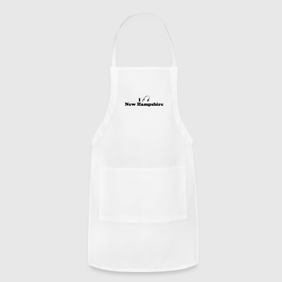 new hampshire fishing - Adjustable Apron