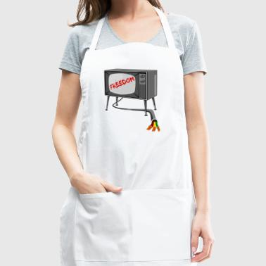 Television Freedom - Adjustable Apron