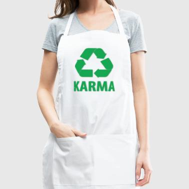 Repeating karma - Adjustable Apron