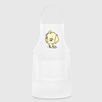 Coco the little puppy - Adjustable Apron