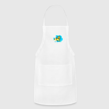Sexy Capricorn Tee Shirt - Adjustable Apron