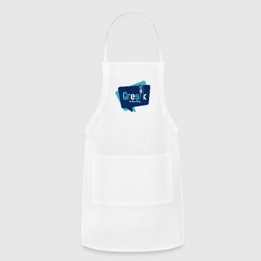 Greek in the City - Adjustable Apron