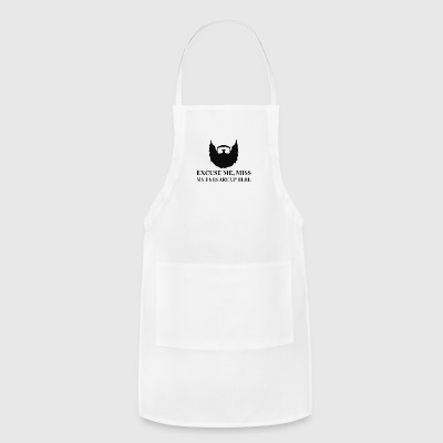 Bearded Slogan - Adjustable Apron