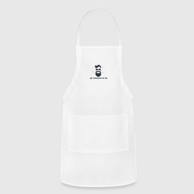 Simple Lumberjack Labs Black - Adjustable Apron