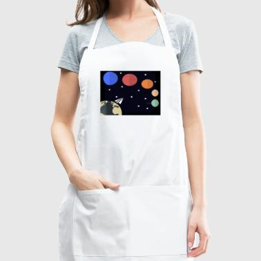 galaxy - Adjustable Apron