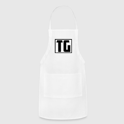 White Tru_Gamster - Adjustable Apron