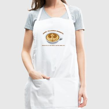 Rebal alliance coffe - Adjustable Apron