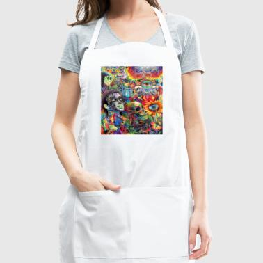 Shroom trip - Adjustable Apron