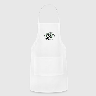 Fourtner Family Tree Reunion Shirt Front - Adjustable Apron
