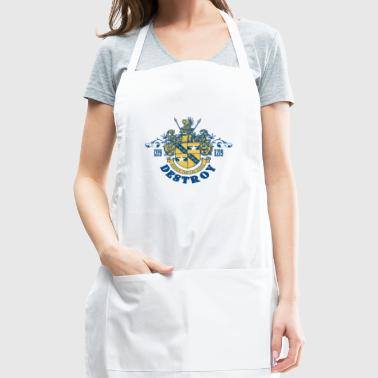 Destroy emblem - Adjustable Apron
