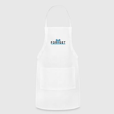 FORGET - Adjustable Apron