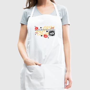 street culture - Adjustable Apron