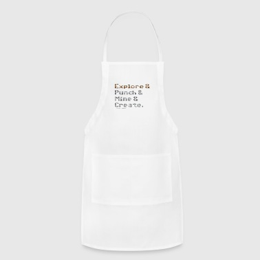 Experimental Mine Set - Adjustable Apron