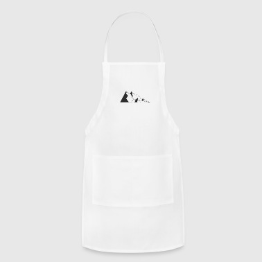 Mountains - Adjustable Apron