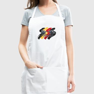 RBYPaintARLogo - Adjustable Apron