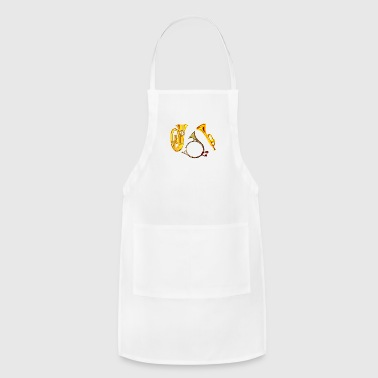 Wind Instruments - Adjustable Apron