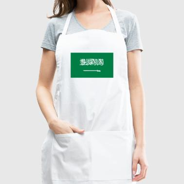 National Flag Of Saudi Arabia - Adjustable Apron