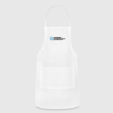 Warning - Contains Frustration And Hatred - Adjustable Apron