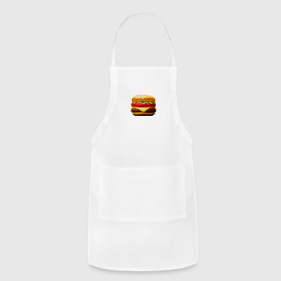 cheeseburger - Adjustable Apron