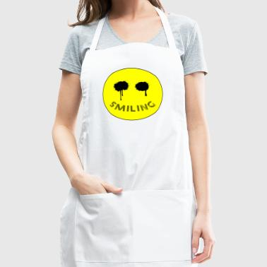 Smiling - Adjustable Apron