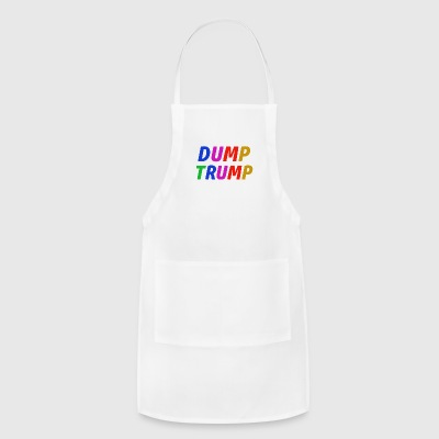 dump trump Design - Adjustable Apron
