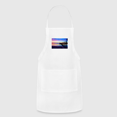 Colorful Sunset Clothing - Adjustable Apron