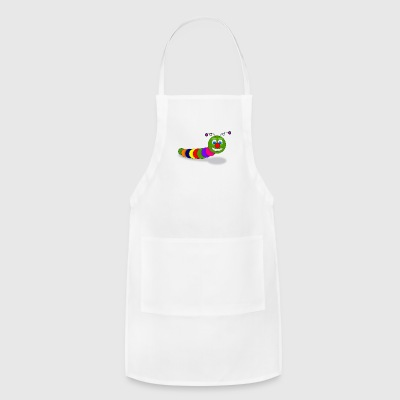 Funny Worm - Adjustable Apron