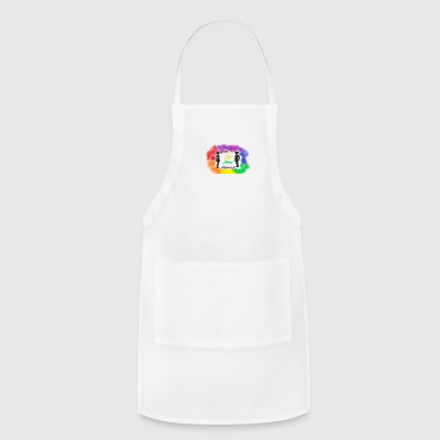 not alone trans support - Adjustable Apron
