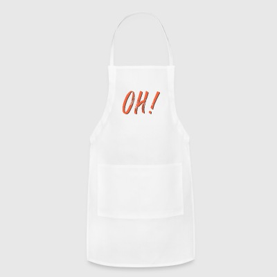 Oh - Adjustable Apron