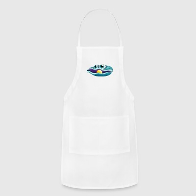 Sea shell pearl predator ocean wildlife - Adjustable Apron
