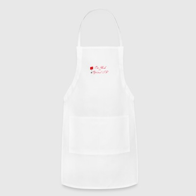 I m Hook on Spiritual I V - Adjustable Apron