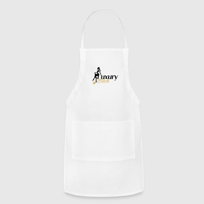 Luxury Bitch Black Gold - Adjustable Apron