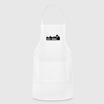 Baby Driver - Adjustable Apron