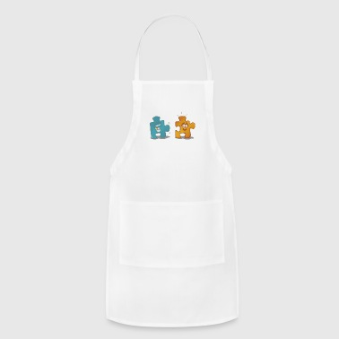 Puzzle - Adjustable Apron