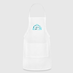 Dark Night Romance - Adjustable Apron
