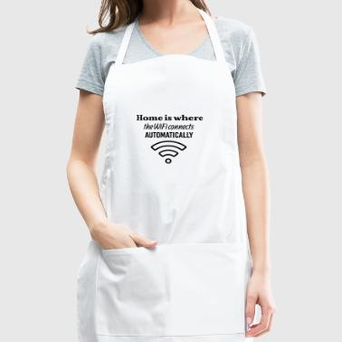 Net sweet net - Adjustable Apron