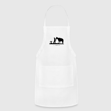 In Loving Memory - Adjustable Apron