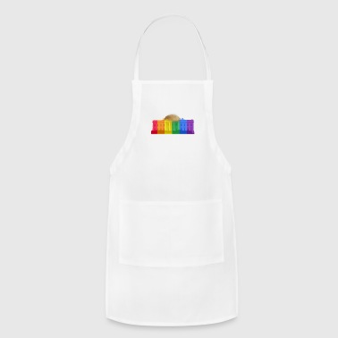 RainbowHairHouse - Adjustable Apron