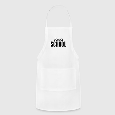 back_to_school - Adjustable Apron