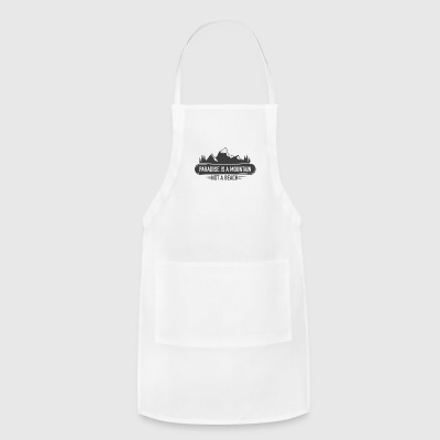 MOUNTAIN PARADISE - Adjustable Apron