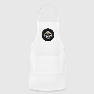 Darts Skull Dart Players Choice - Adjustable Apron