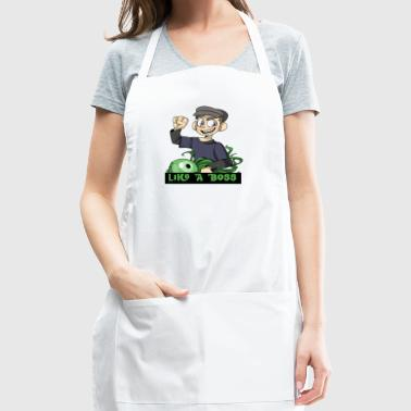 Like A Boss - Adjustable Apron
