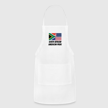 South African American Pride - Adjustable Apron