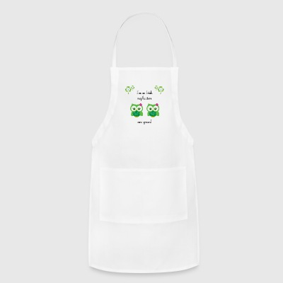 I'm so Irish my hooters are green! - Adjustable Apron