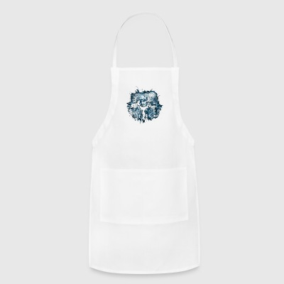 venom city v2 - Adjustable Apron